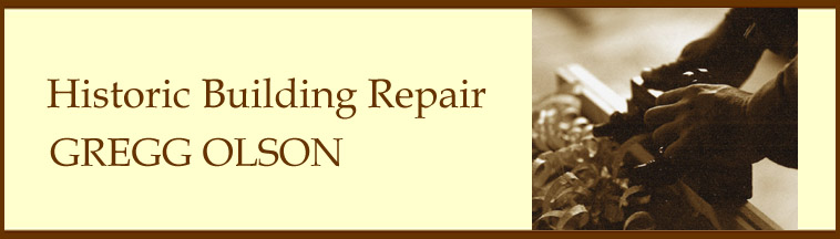 historic building repair